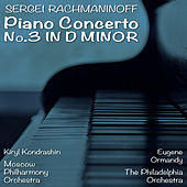 Sergei Rachmaninoff: Piano Concerto No. 3 in D Minor by Various Artists
