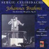 Brahms: A German Requiem by Various Artists