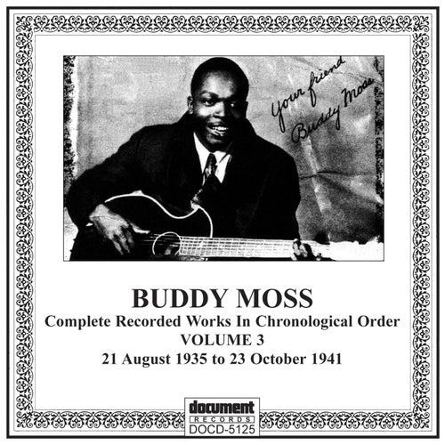 Buddy Moss, Vol. 3 (1935-1941) by Buddy Moss