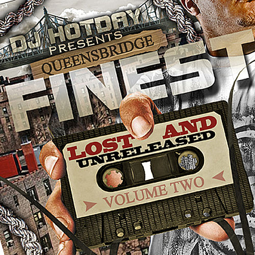 Dj Hotday Present Lost & Unreleased V.2 by Various Artists