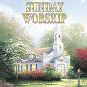 Thomas Kinkade: Sunday Worship by Steven Anderson