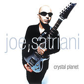 Crystal Planet by Joe Satriani