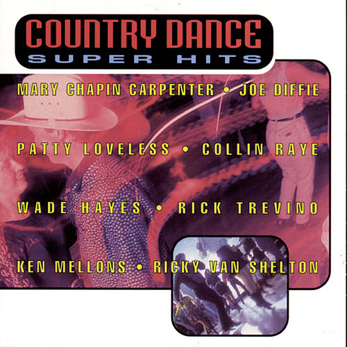 Country Dance Super Hits by Various Artists