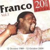 Franco : 20 ans après, vol. 1 (12 octobre 1989 - 12 octobre 2009) by Various Artists