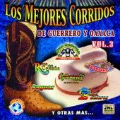 Los Mejores Corridos de Guerreo y Oaxaca, Vol. 3 by Various Artists