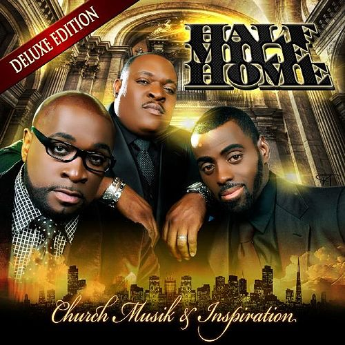 Church Muzik & Inspiration (Deluxe Edition) by Half Mile Home