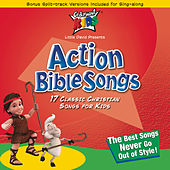 Action Bible Songs by Kids Classics