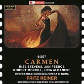 Bizet: Carmen, WD 31 by Various Artists
