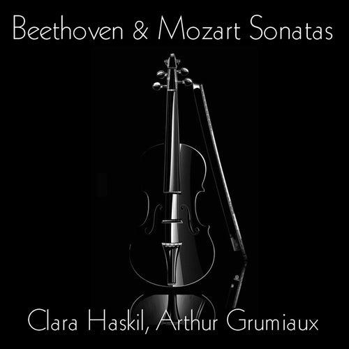 Beethoven & Mozart: Sonatas by Arthur Grumiaux