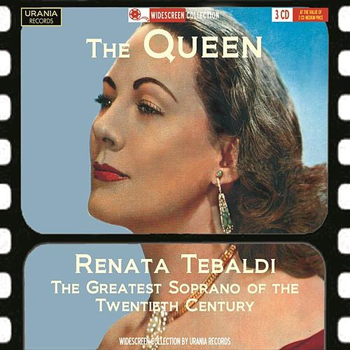 The Queen (Recordings 1949-1960) by Renata Tebaldi