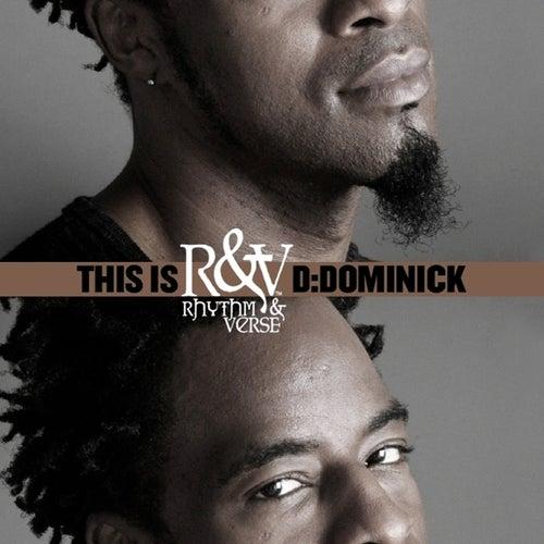 Rhythm & Verse by DDominick