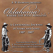 Oklahoma…Where the West Remains by R.W. Hampton