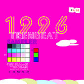 1996 Teenbeat Sampler by Various Artists
