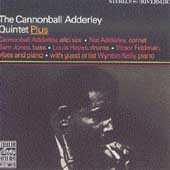 Plus by Cannonball Adderley