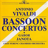 Vivaldi: Bassoon Concertos by Gabor Janota