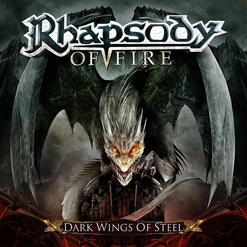 Dark Wings of Steel by Rhapsody Of Fire