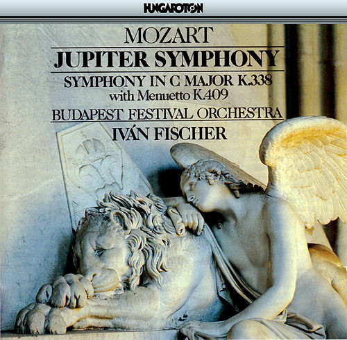 Mozart: Jupiter Symphony - Symphony in C Major, K. 338 - Minuet, K. 409 by Budapest Festival Orchestra