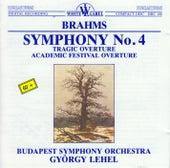 Brahms: Symphony No. 4 - Tragic Overture - Academic Festival Overture by Budapest Symphony Orchestra