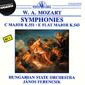 Mozart: Symphonies by Hungarian State Orchestra