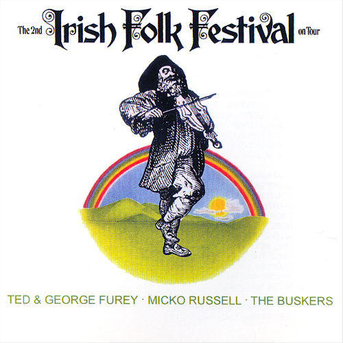 The 2nd Irish Folk Festival by Various Artists