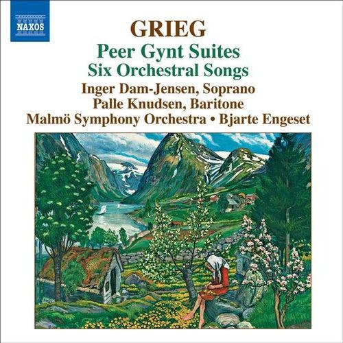 Greig songs (Peer Gynt Suites & Various Songs) by Various Artists