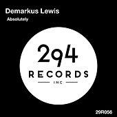 Absolutely by Demarkus Lewis