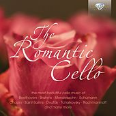 The Romantic Cello by Various Artists