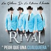 Peor Que una Cualquiera by Rival