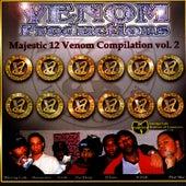 majestic 12-venom comp.vol. 2 by Venom