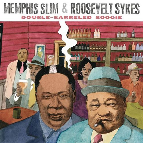 Double-Barreled Boogie by Memphis Slim