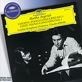 Chopin: Piano Concerto No.1 / Liszt: Piano Concerto No.1 by Martha Argerich