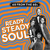 60 from the 60s - Ready, Steady, Soul! von Various Artists
