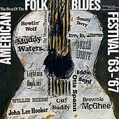 The Best Of The American Folk Blues Festival '63-'67 von Various Artists