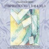 Franz Schubert - Symphonien No. 1, D 82 & No. 3 by Various Artists