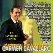 15 Favorite Tunes by Carmen Cavallaro