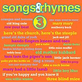 Songs & Rhymes 3 by Kidzone