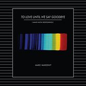 To Love Until We Say Goodbye by Marc Marzenit