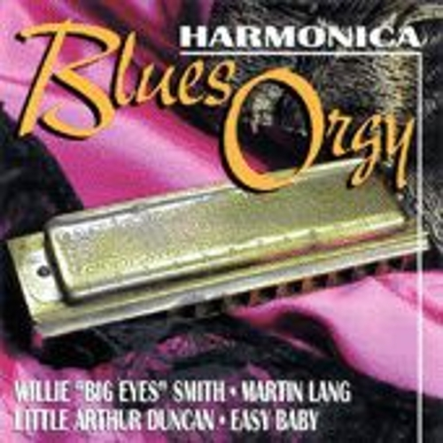 Harmonica Blues Orgy by Willie Big Eyes Smith