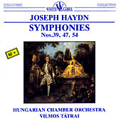 Haydn: Symphonies Nos. 39, 47, 54 by Hungarian Chamber Orchestra