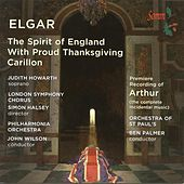 Elgar: The Binyon Settings by Various Artists