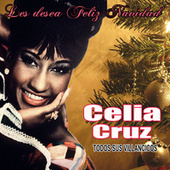 Les desea feliz navidad.Todos sus villancicos by Celia Cruz