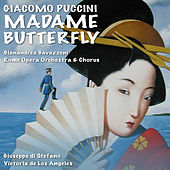 Giacomo Puccini: Madama Butterfly (1954) by Various Artists
