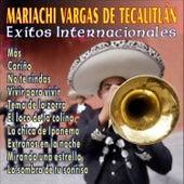 Exitos Internacionales by Mariachi Vargas de Tecalitlan