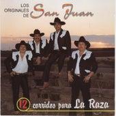 12 Corridos para la Raza by Los Originales De San Juan