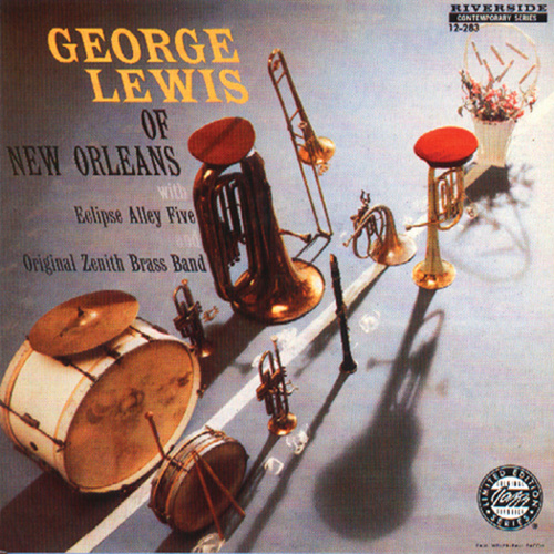 George Lewis Of New Orleans by George Lewis