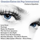 Grandes Éxitos del Pop Internacional: Guitarra Española by Various Artists