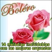 Boléro, 14 Melodias Inolvidables Con las Mejores Orquestas by Various Artists