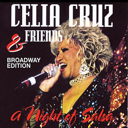 A Night Of Salsa by Celia Cruz