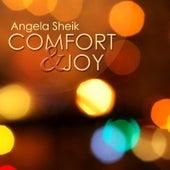 Comfort and Joy (God Rest Ye Merry Gentlemen) by Angela Sheik