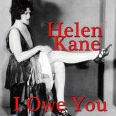 I Owe You by Helen Kane
